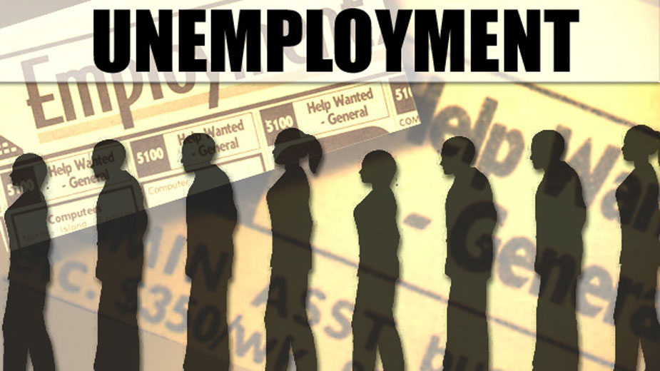 Valley Cities Post State's Highest Unemployment Rates