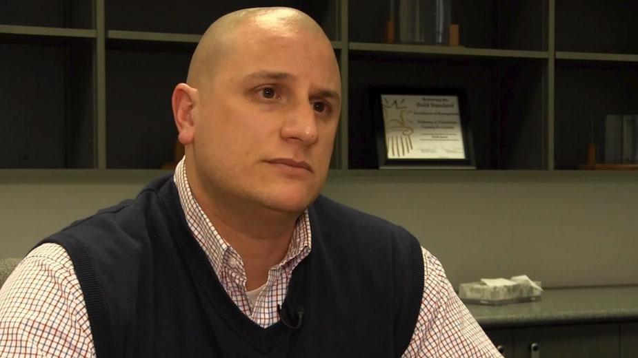 Matt Falter, Director, Ohio Business Resource Network