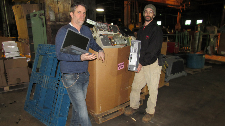 Electronics Recycling Drives Business, Not Profit