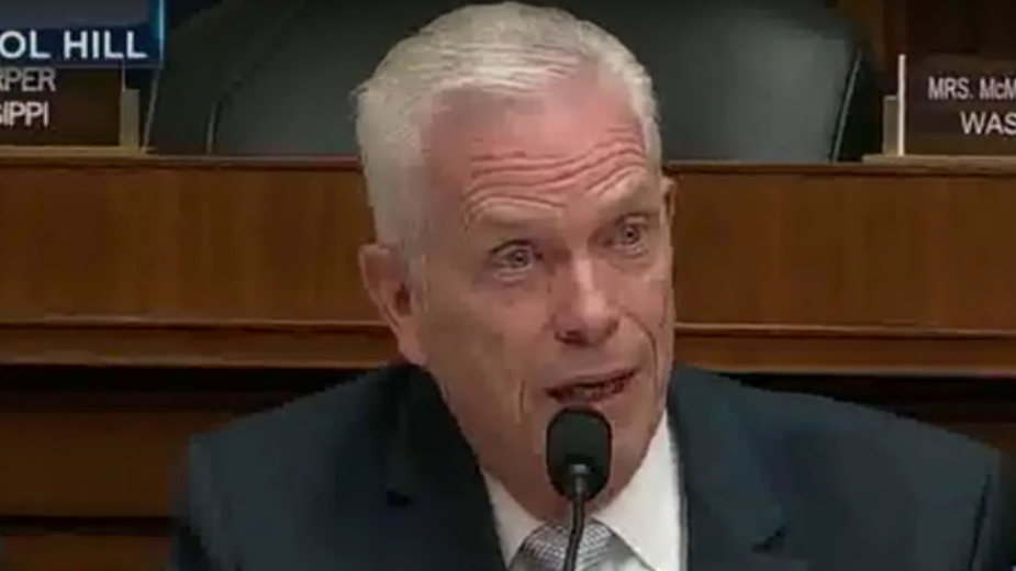 Johnson Questions Zuckerberg at Congressional Hearing