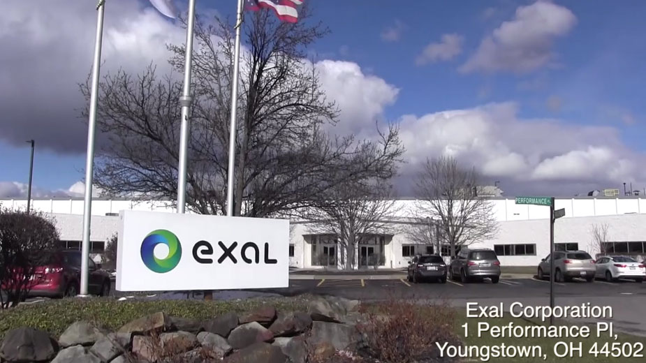Tour Exal's Youngstown Plant