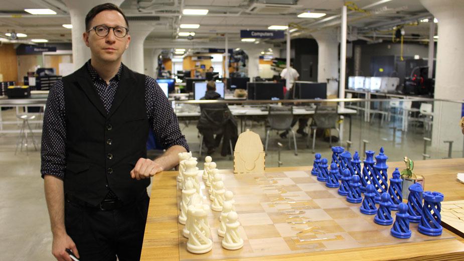 ian charnas, think[box], prototyping, 3D printers