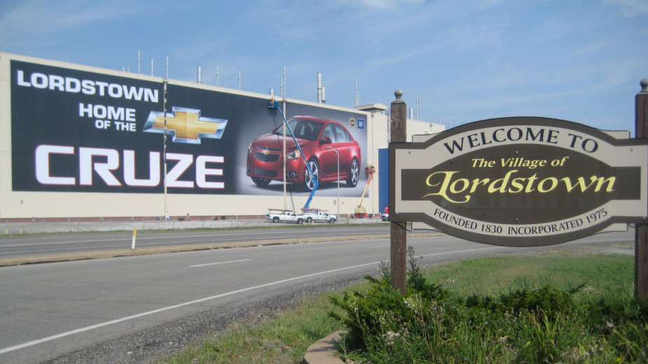 GM's CEO Won't Commit to Keeping Lordstown Open