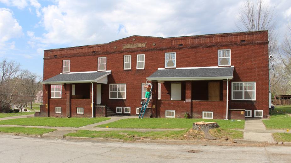 YNDC to Renovate Four-Plex on South Side