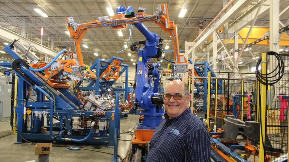 Robotics Rebuilds Manufacturing Landscape