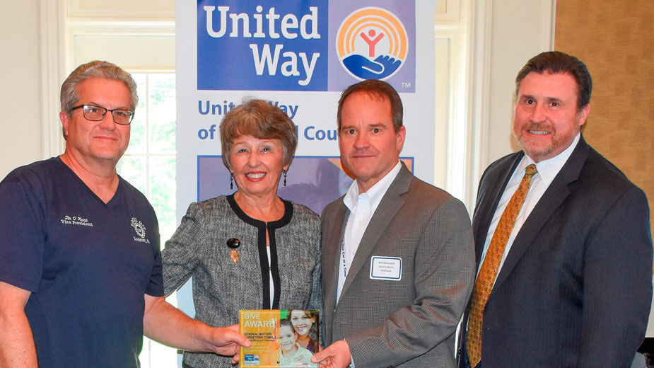 Trumbull United Way Honors Supporters at Annual Lunch