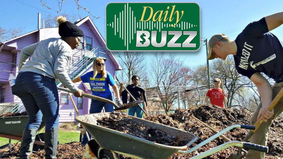 youngstown spring cleaning Green Youngstown