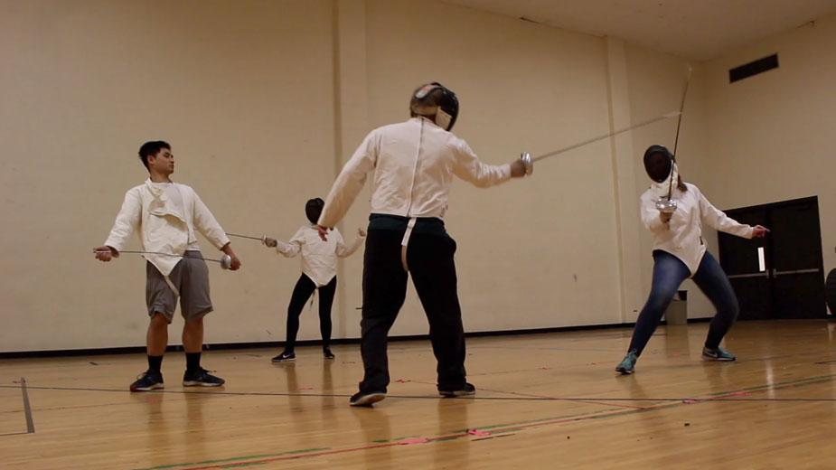 ysu fencing club