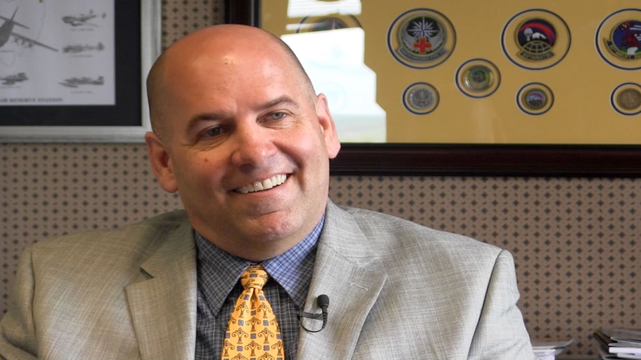 James Dignan, President & CEO, Youngstown Warren Regional Chamber