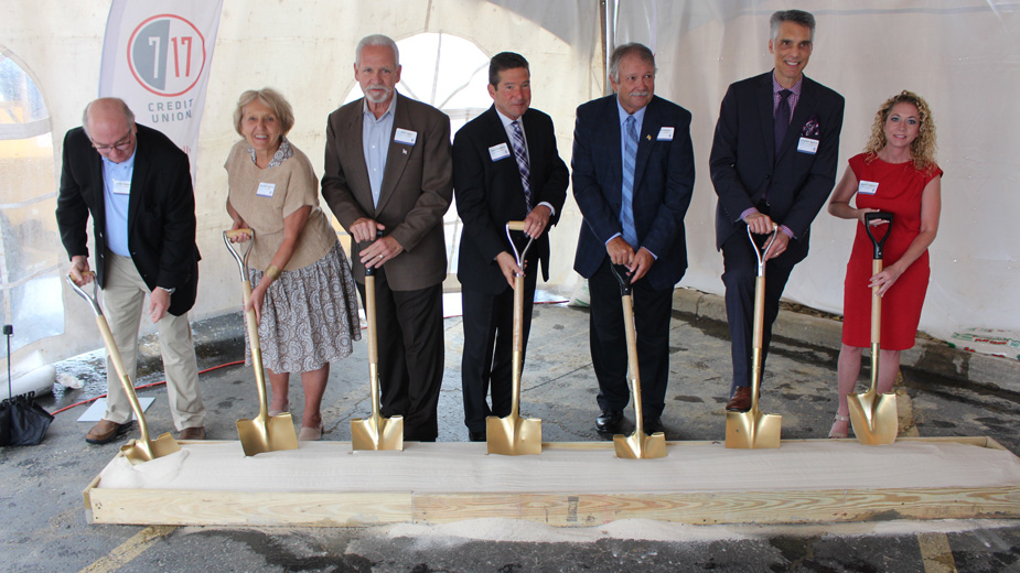 7 17 Breaks Ground on New Larchmont Branch