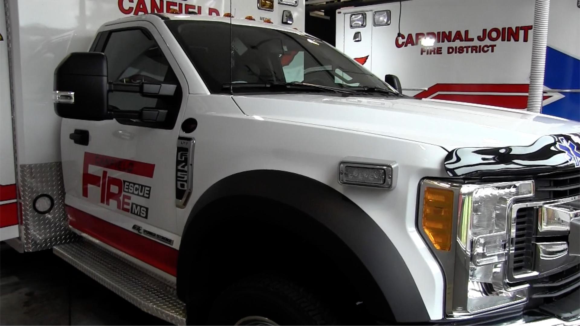 Canfield Ambulance