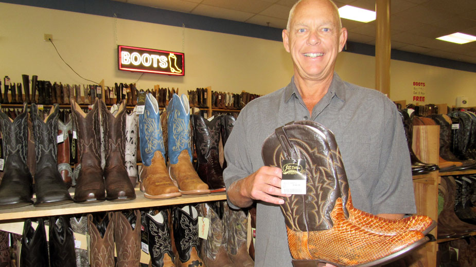 Rick's Ranchwear Celebrates 40 Years, New Name