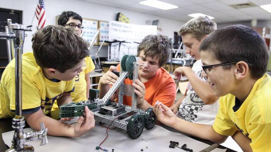 YSU Offers Robotics, 3D Printing Summer Camps