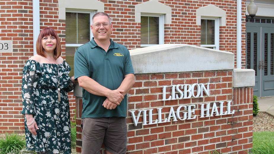 Lisbon, Ohio Makes Headway in Its Revitalization Efforts