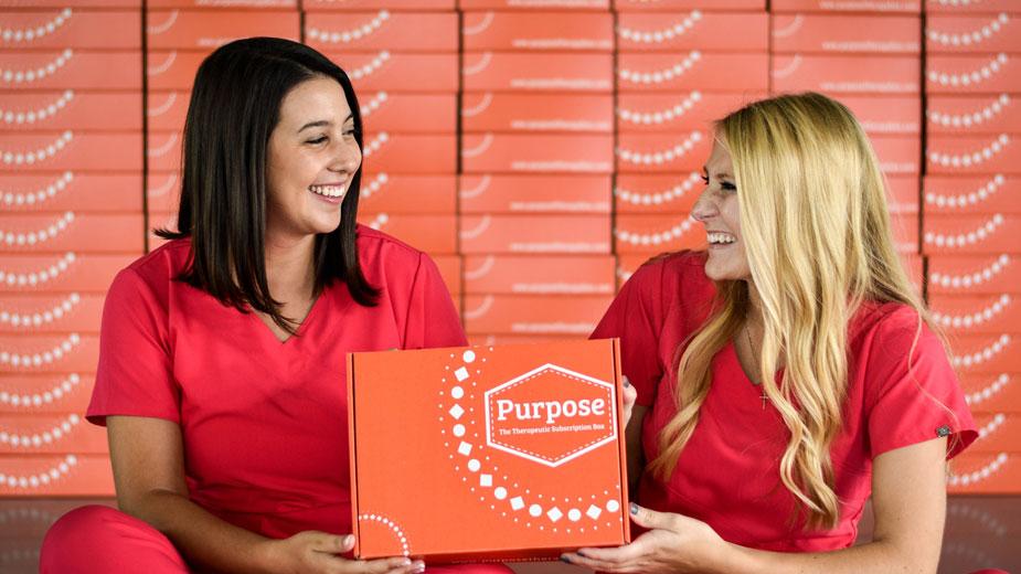 Penn State Shenango Grads Launch Gift Box Company
