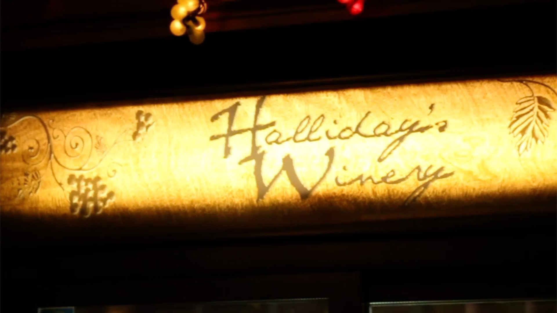 Halliday's Winery