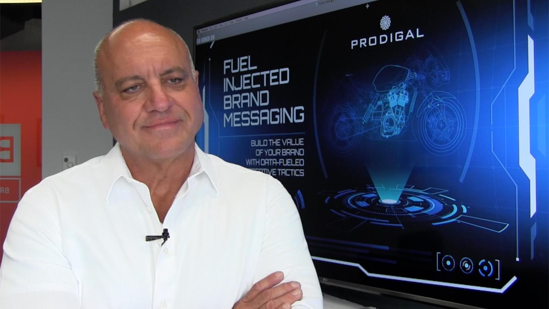 Jeff Hedrich, The Prodigal Co.