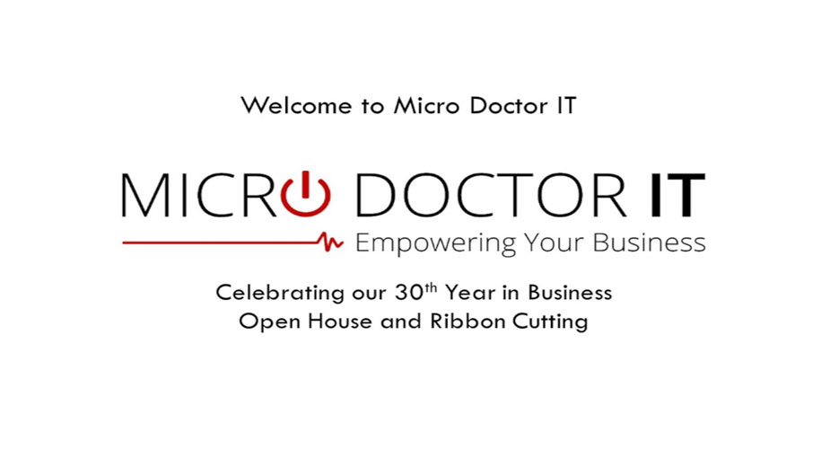 Micro Doctor IT Celebrates 30 Years