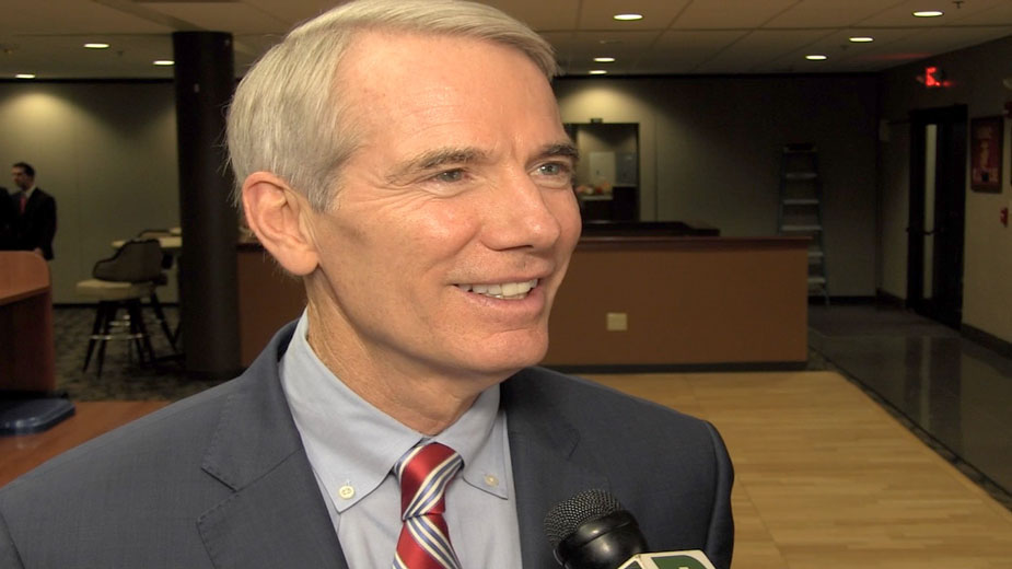 U.S. Sen. Rob Portman on the Impact of Tariffs