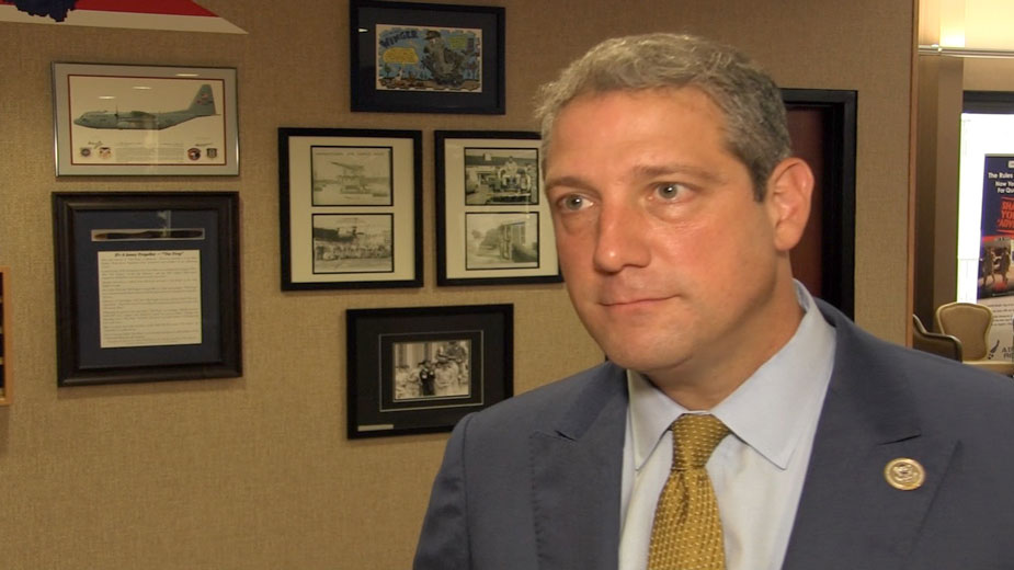 U.S. Rep. Tim Ryan on Presidency and Worker Act