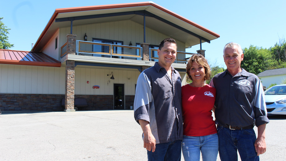 Palumbo's Meat Market Grows Back from the Ashes