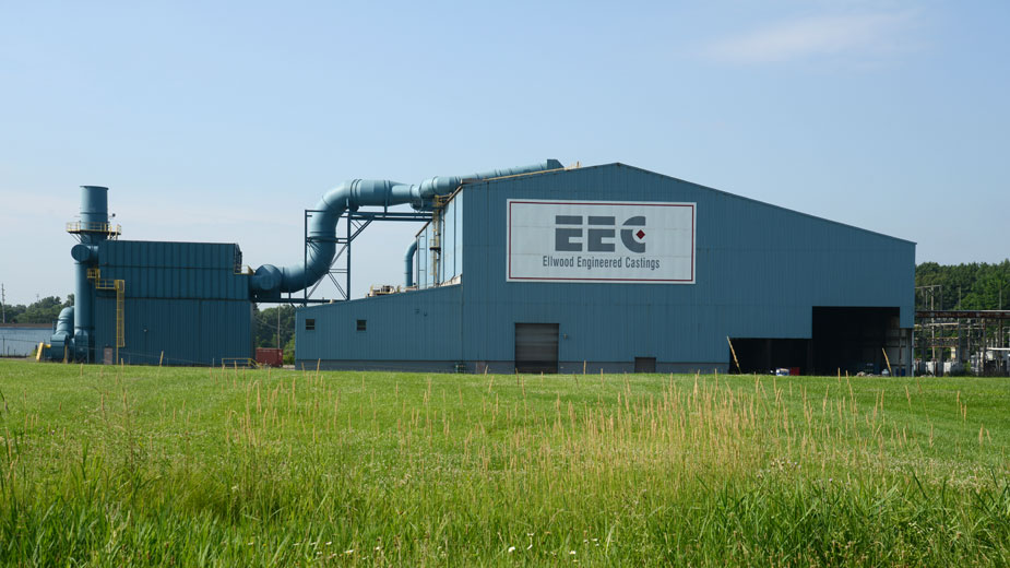 Fire at Ellwood Castings Contained within Hour