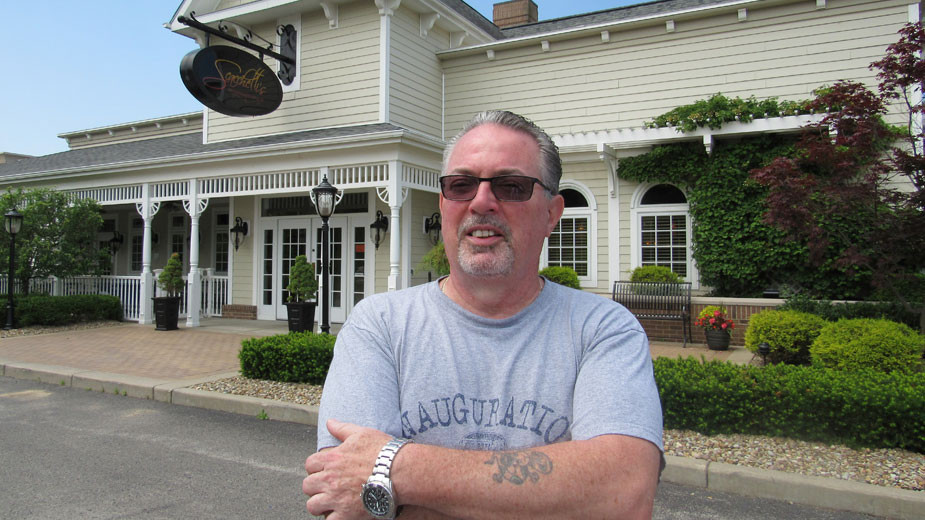 After spending nearly a decade at Tippecanoe Country Club, chef Tony Scacchetti will open Scacchetti's Ironwood Grille later this year