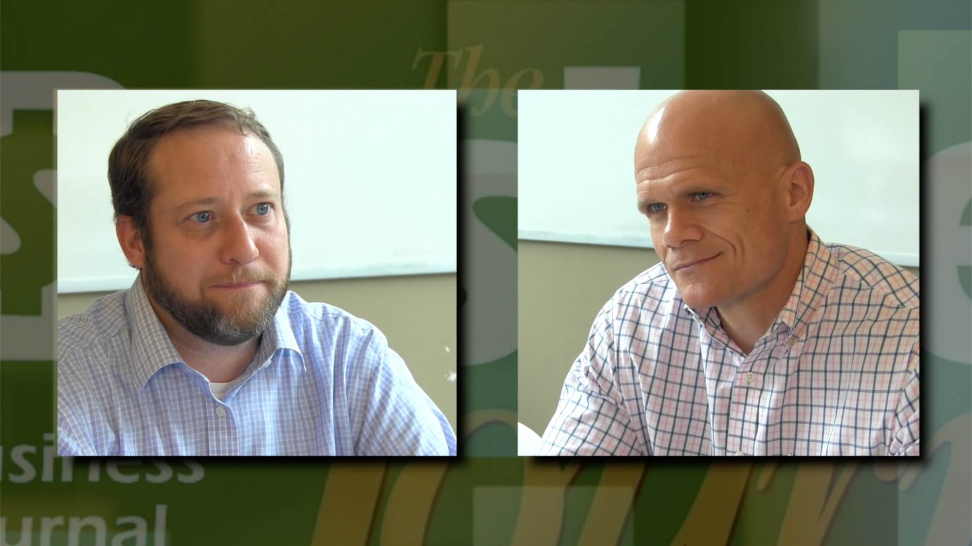 Chuck Reigrut & Kevin Herrholtz, Turning Technologies