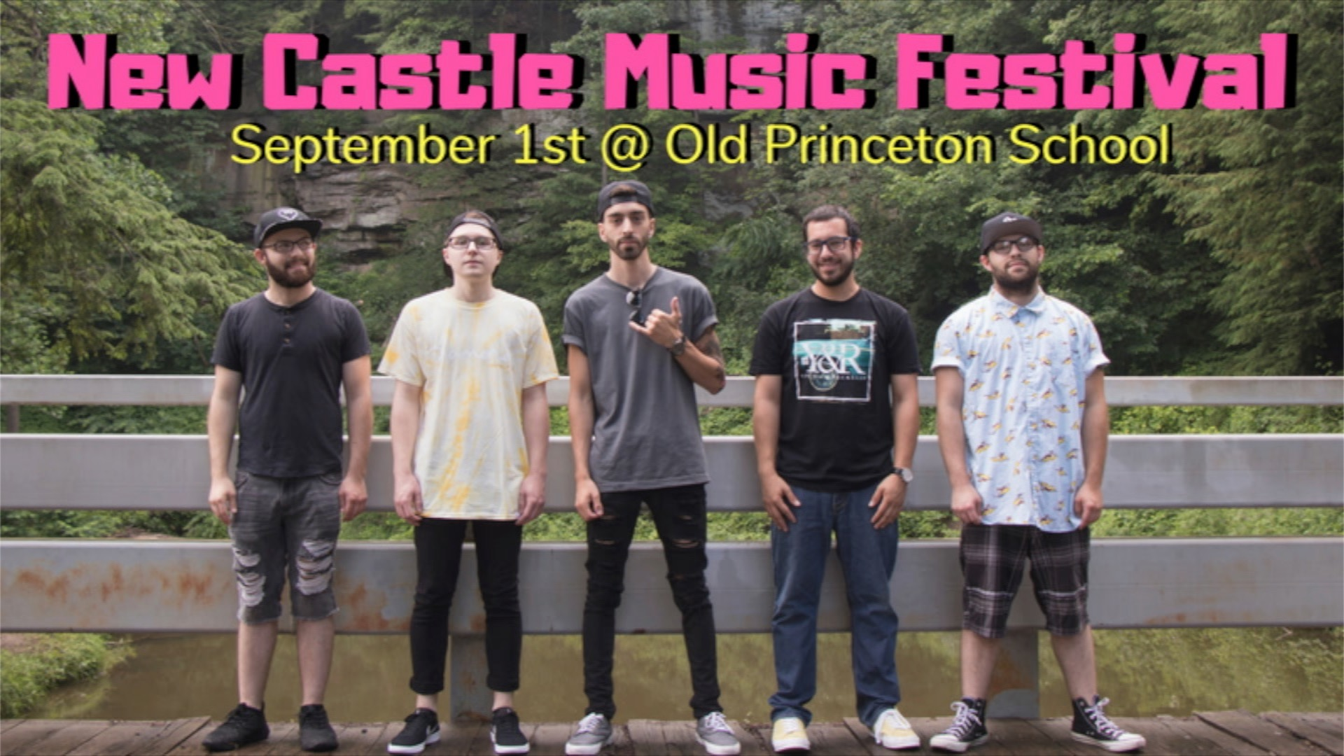 Music Fest Creates 'Good Vibes' in New Castle