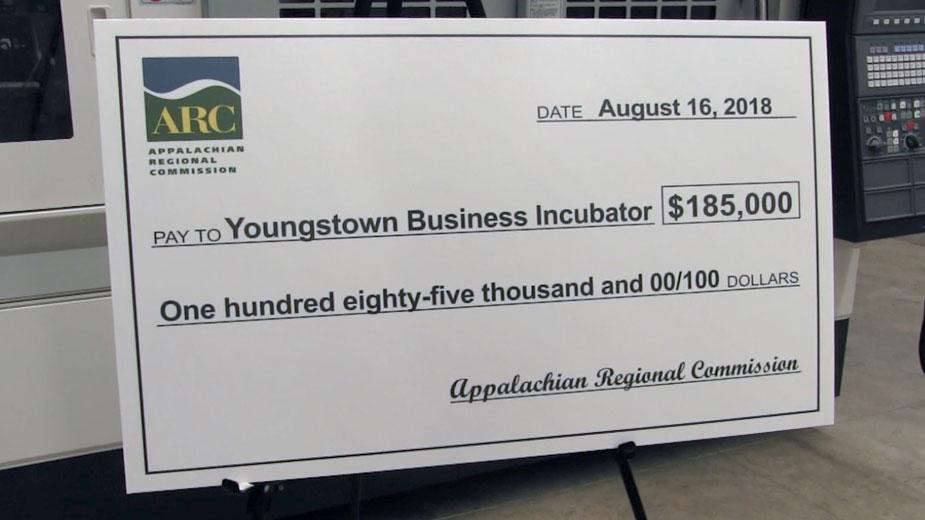 Appalachian Regional Commission Awards $185,000 to YBI