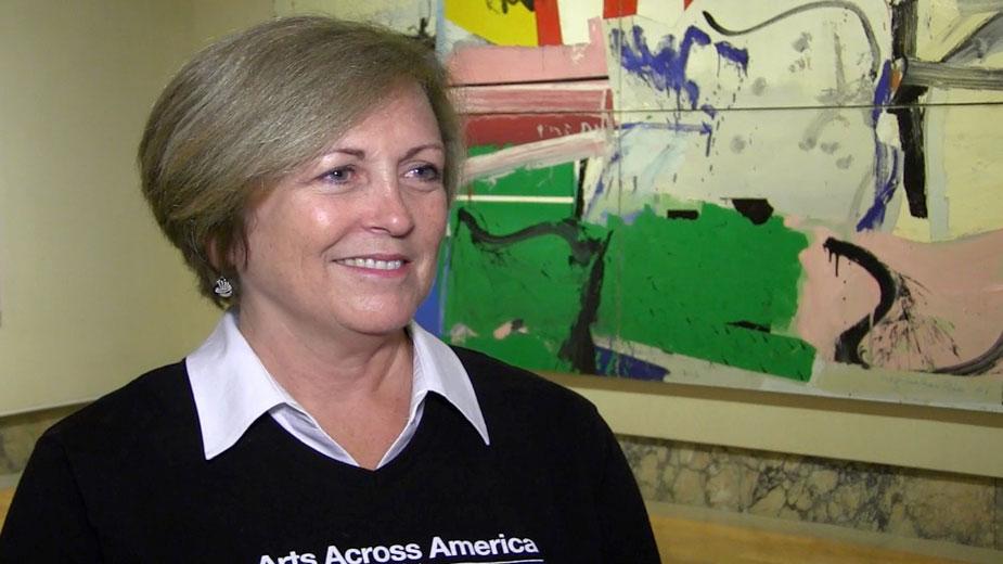 Deborah Rutter on Arts Across America