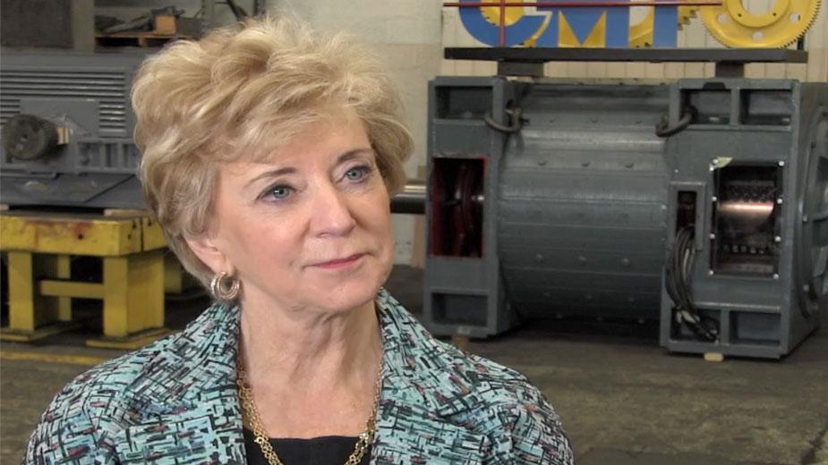 Linda McMahon, SBA Administrator