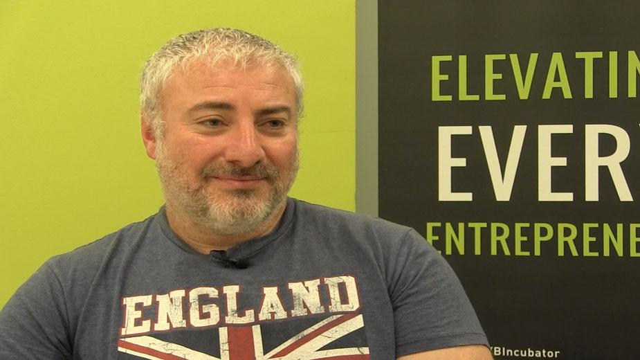 Gene Groys, YBI's Entrepreneur in Residence