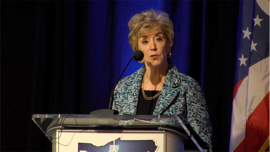 on the scene linda mcmahon