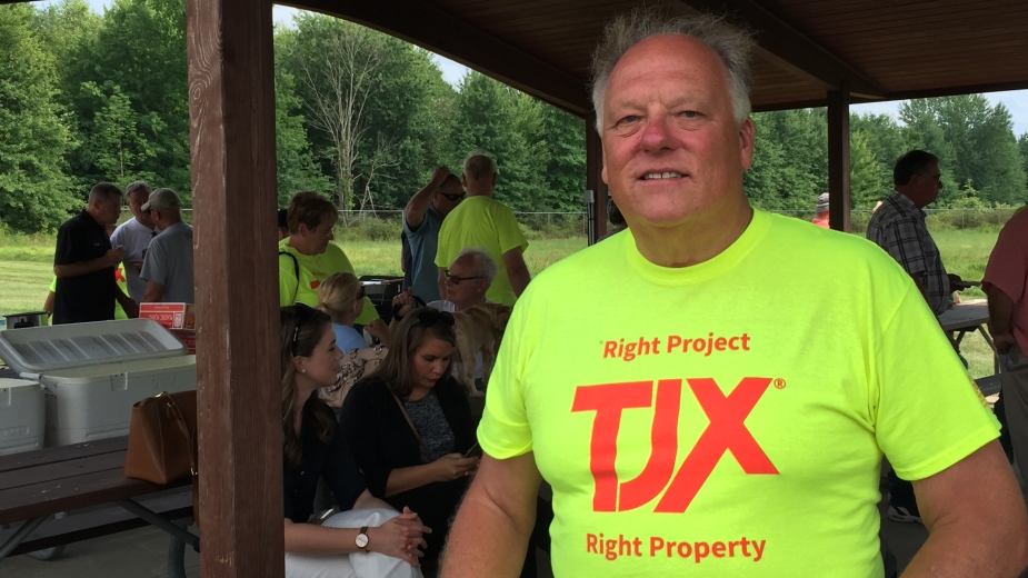 TJX Supporters Urge Residents to Get Out and Vote