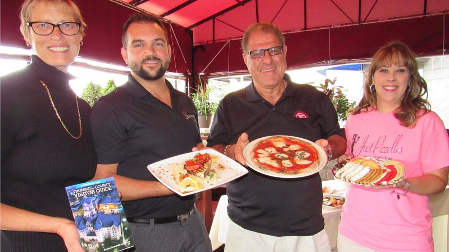 Food Trail Showcases Trumbull's Italian Culture