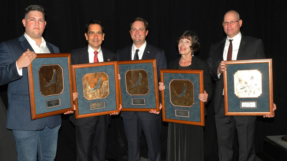 Chamber's Salute To Business Honors Valley Professionals