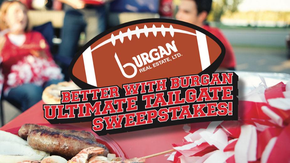 Burgan Announces YSU Tailgate Sweepstakes