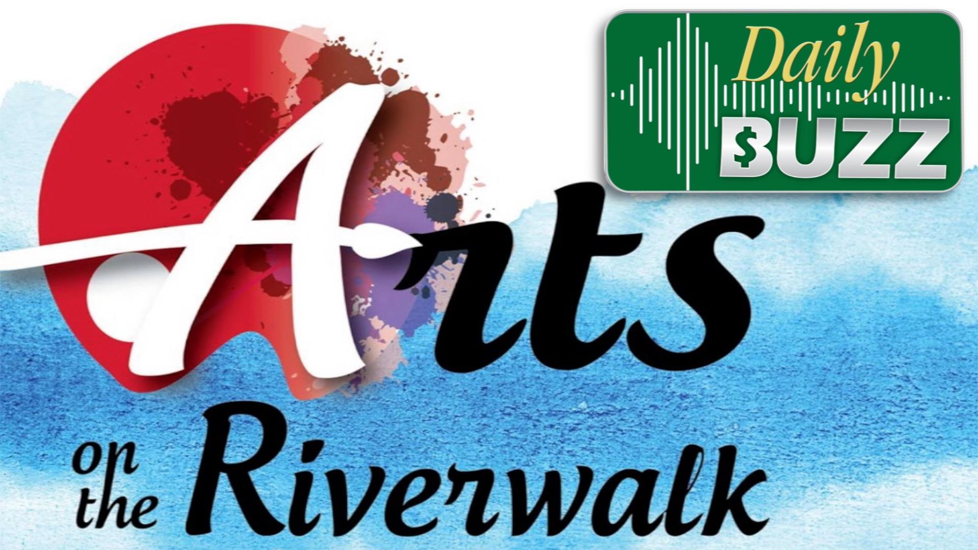 Art Meets Science on the Riverwalk