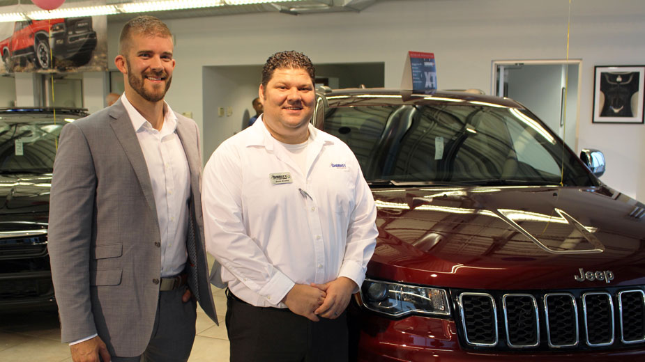 Jim Shorkey Jeep >> Shorkey Auto Group Sees Bright Future in Austintown - Business Journal Daily