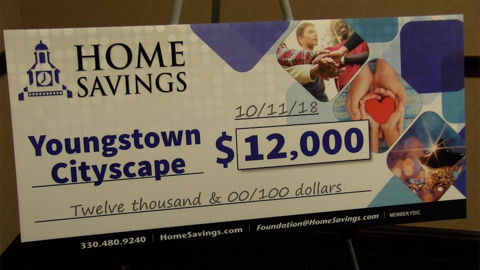 Frank Hierro, Home Savings Bank & Sharon Letson, CityScape