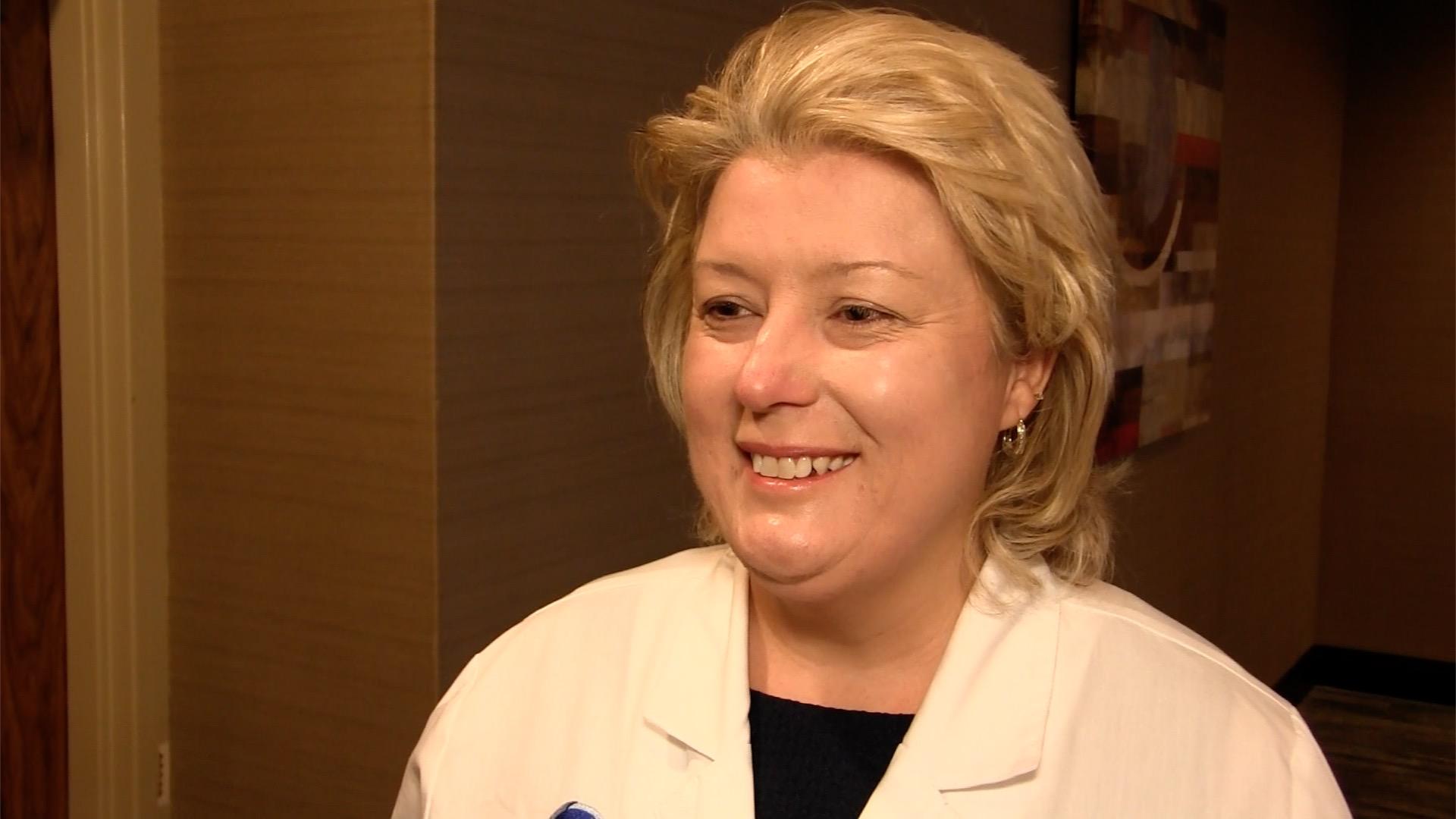Deb Ault, President, Ault International Medical Management
