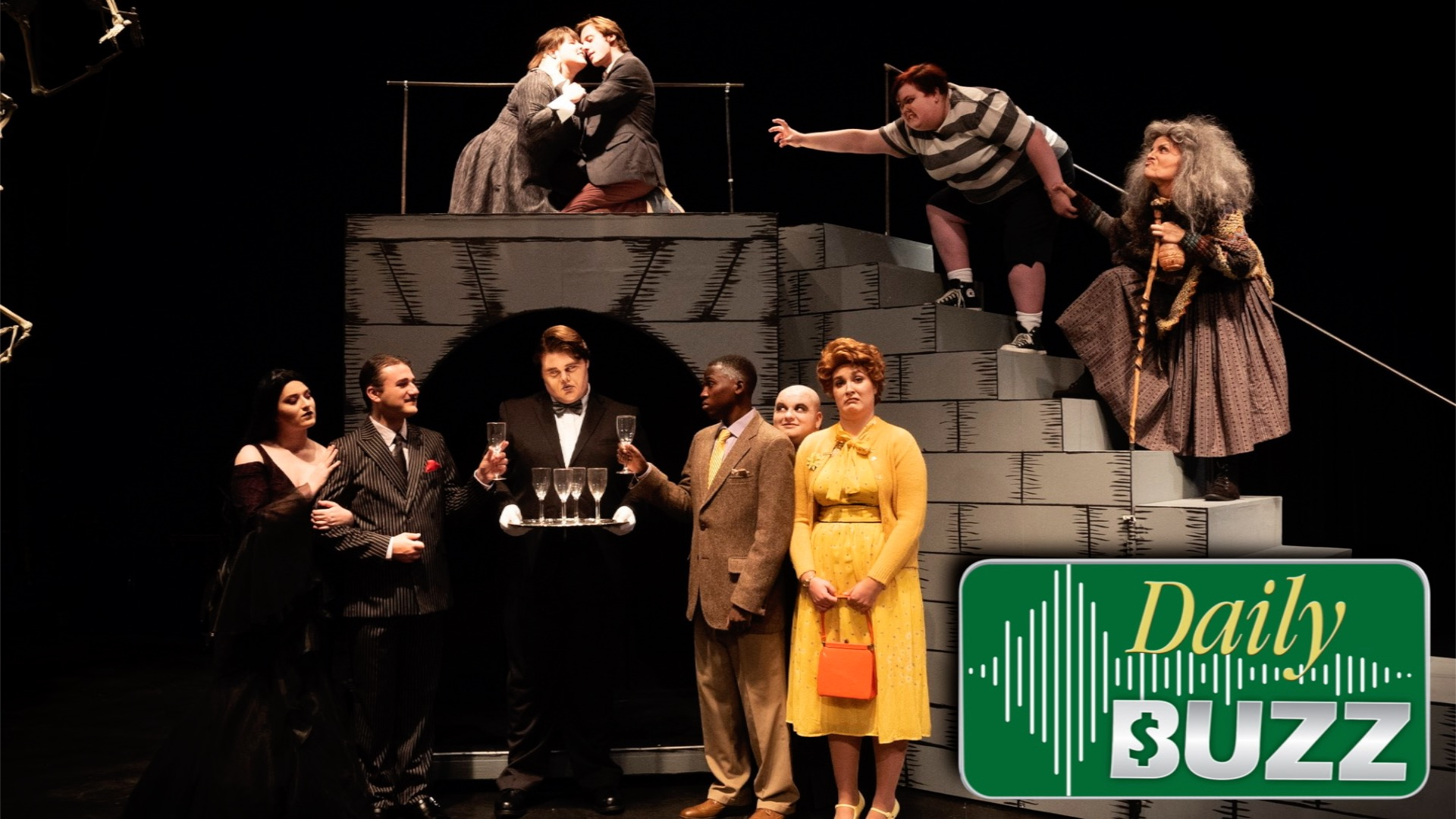 The Addams Family Comes to YSU