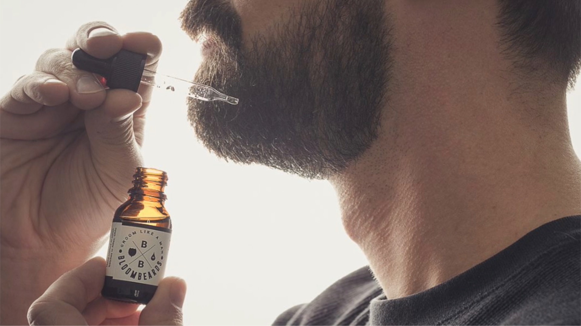 bloombeards beard oil