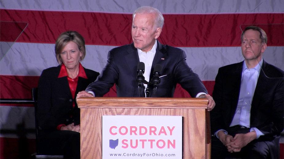Joe Biden, Former U.S. Vice President