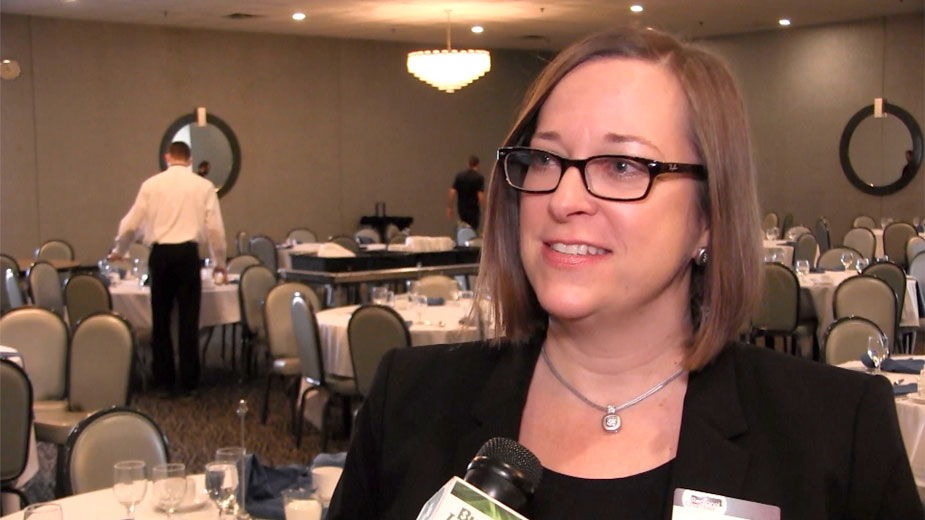Sarah Boyarko, COO, Youngstown/Warren Regional Chamber