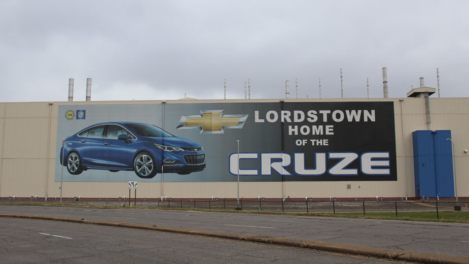 Ryan Presses Case For Lordstown To Gm S Barra Business Journal Daily