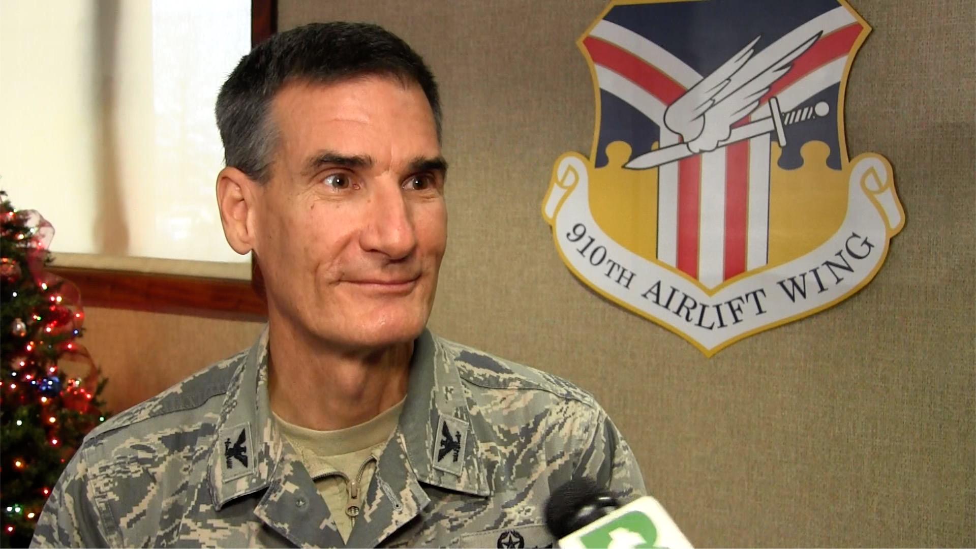 Colonel Dan Sarachene