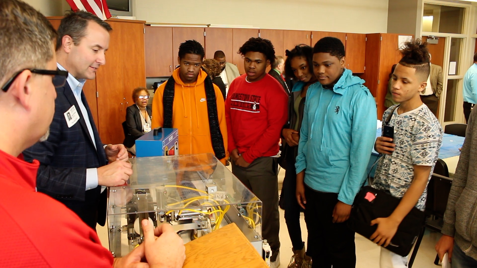 Advanced Manufacturing Pilot Program Comes to East High