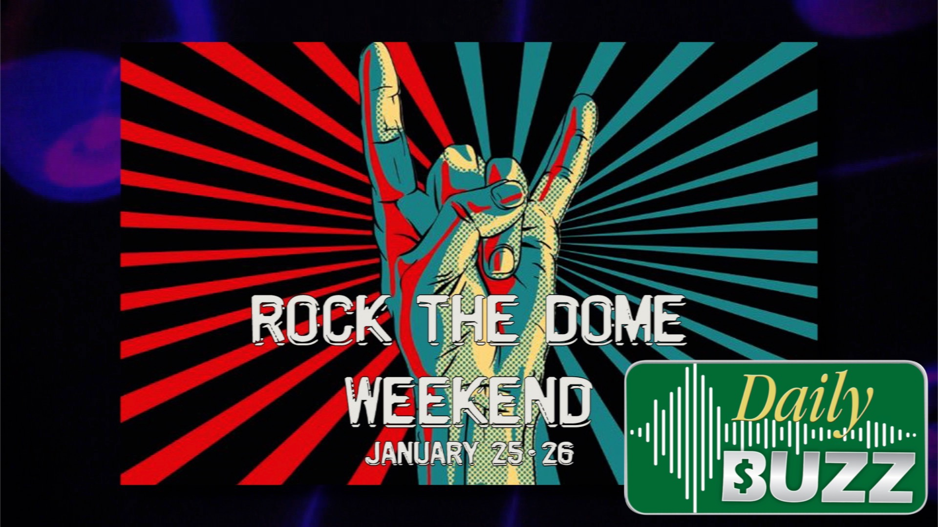 Get Ready to 'Rock the Dome'
